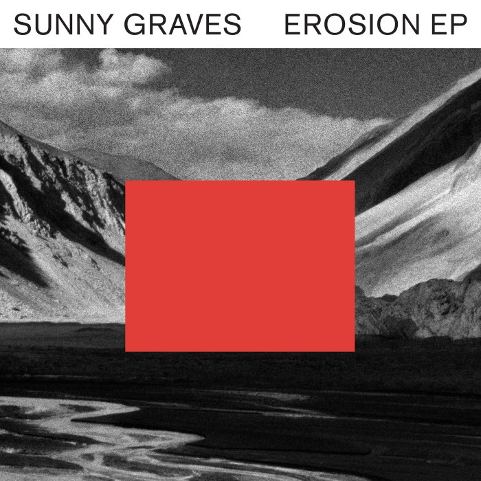Sunny Graves - Erosion EP - digital - front - 1400x1400